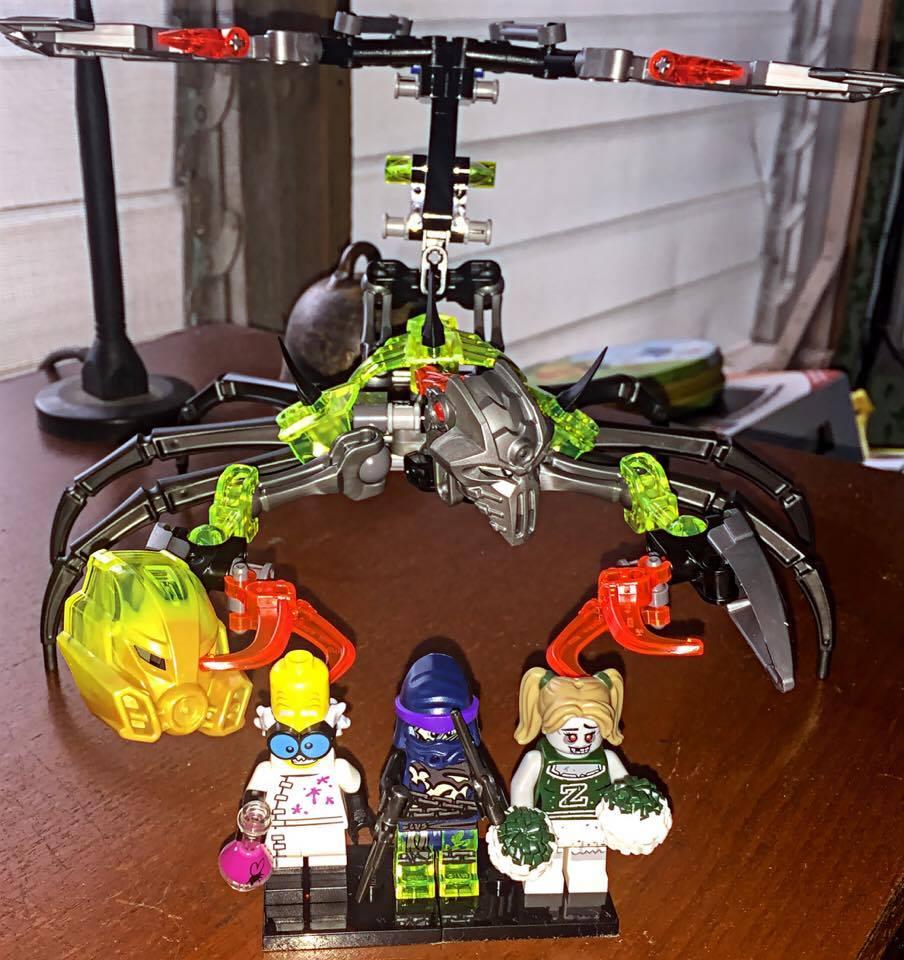 My Lego stash from last Saturday.