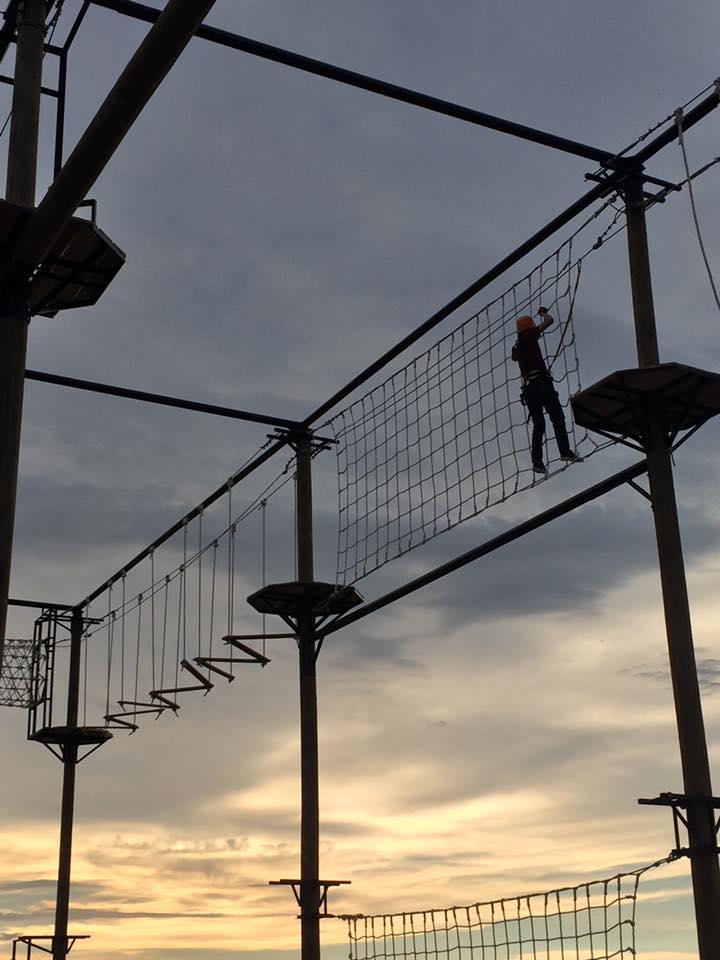 Hanging Ropes
