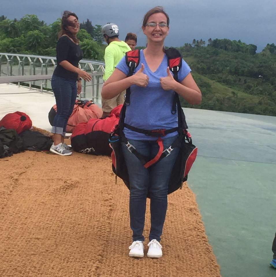 Paragliding is Fun!