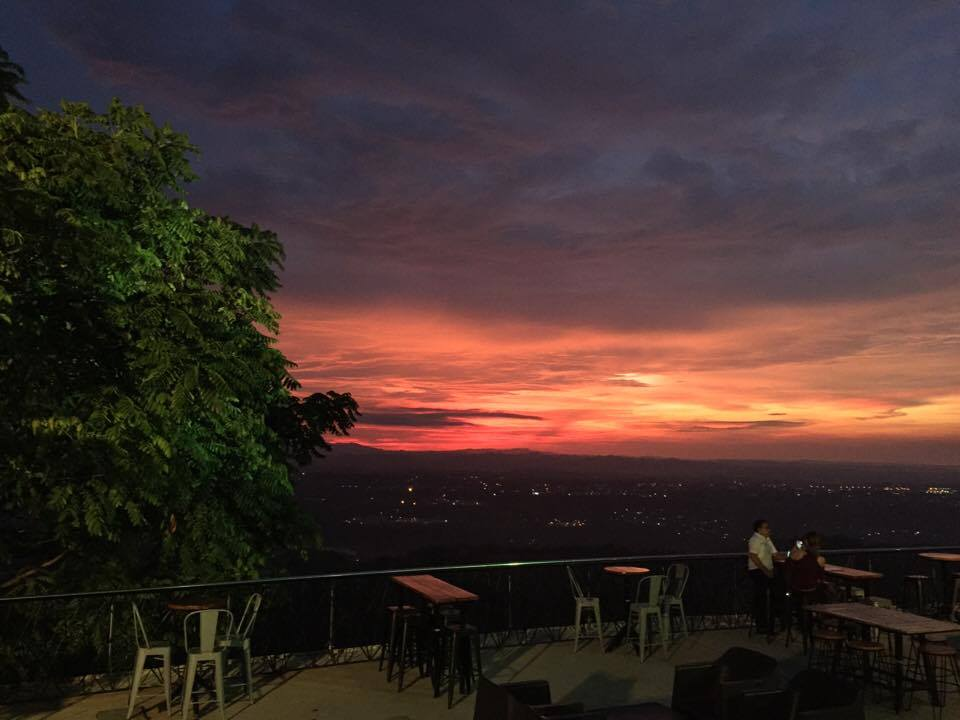Sierra del oro Sunset 1