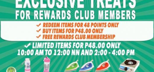 Ororama Rewards Club Members Day