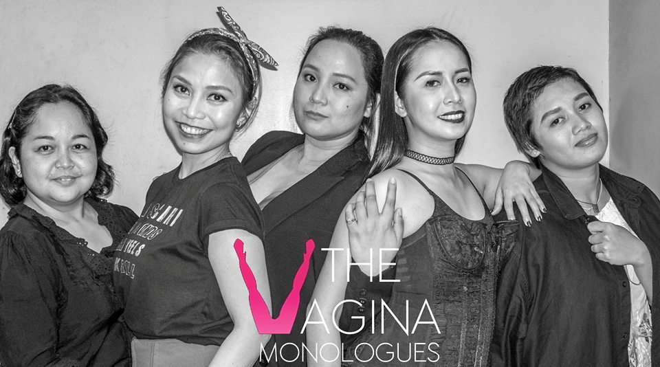 The Vagina Monologues CDO 2018