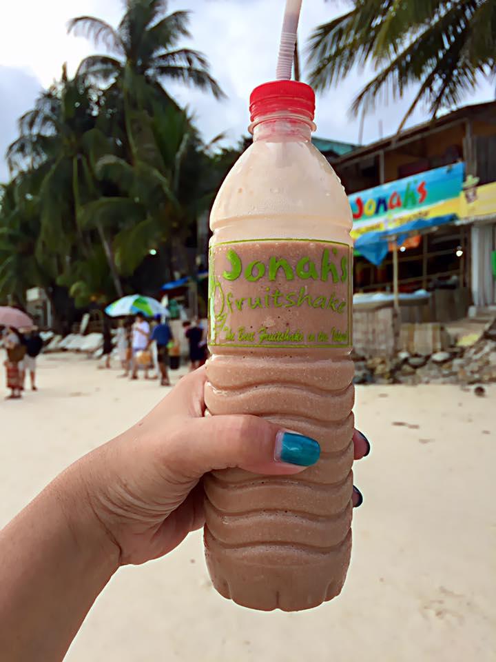 Jonahs Milkshake