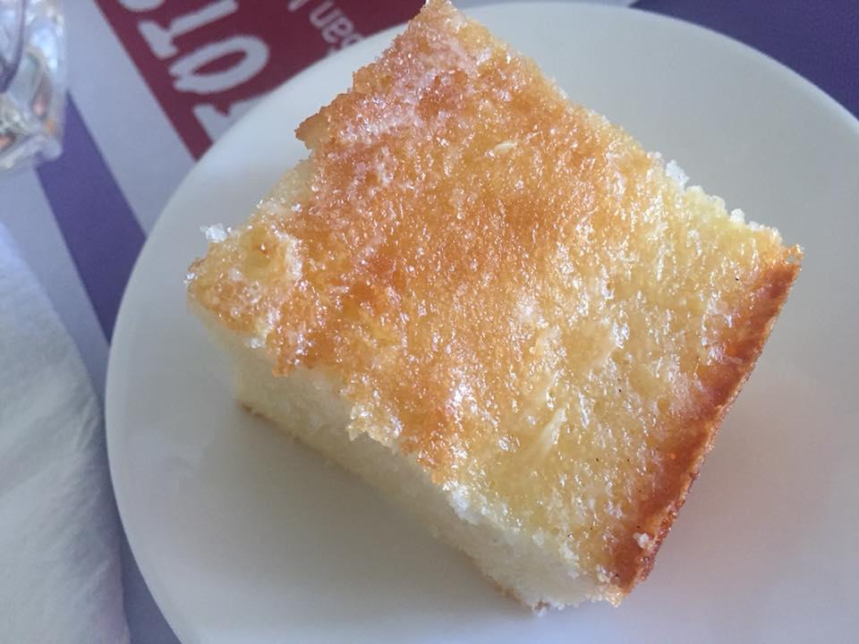 Totsie's Chiffon Cake