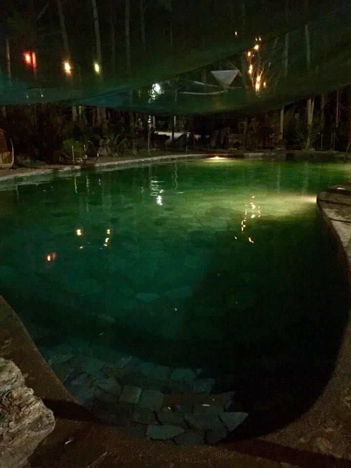 Kampo Juan swimming pool