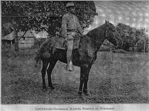 Lt. Gov. Manolo Fortich