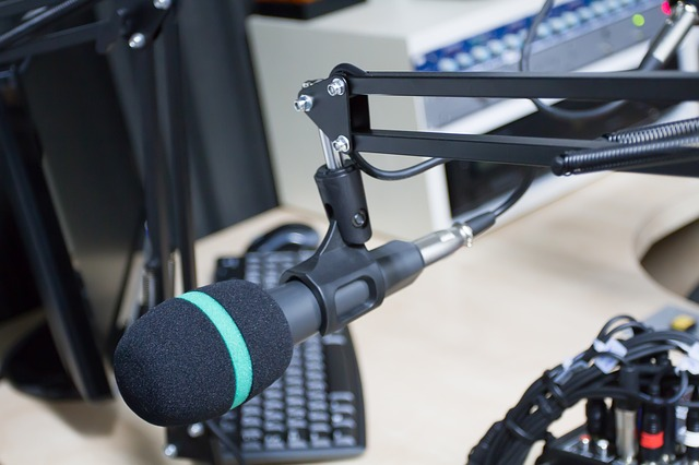Recording Station Broadcasting Radio Studio Sound