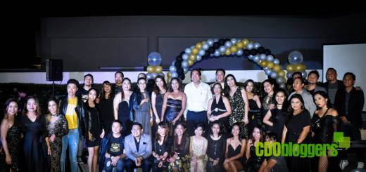 CDO Bloggers 10th Anniversary Bloggers Ball 2