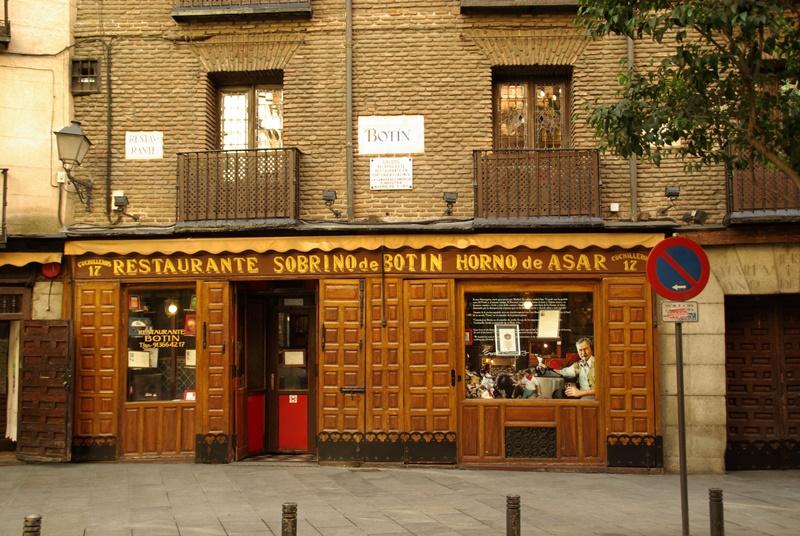 Restaurante de Botin