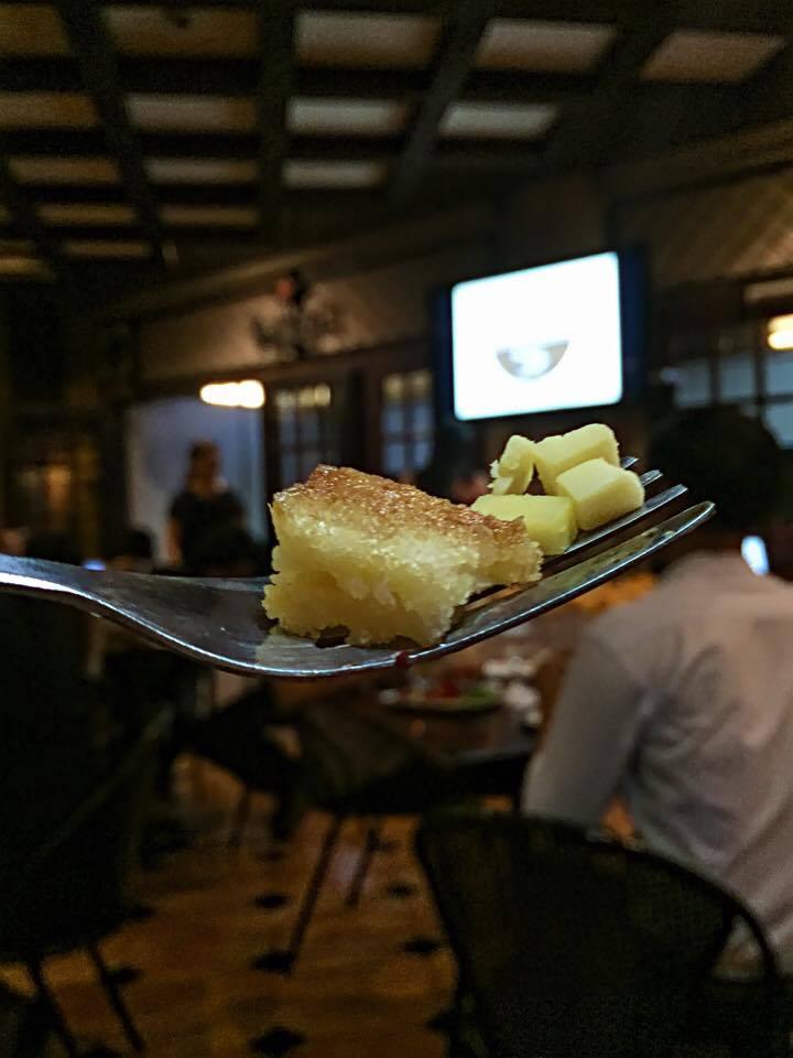 Binacake and Cheese