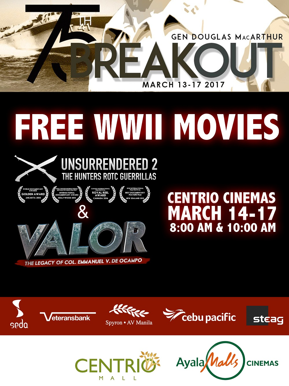 Free WWII Movies