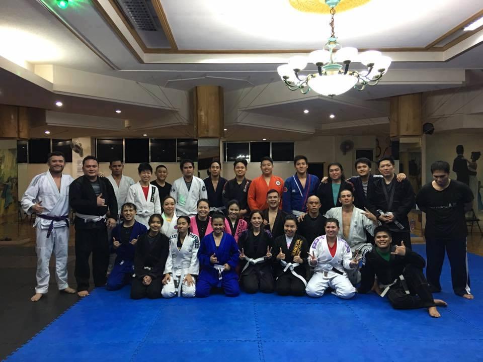 ATOS Brazilian Jiu-Jitsu Cagayan de Oro