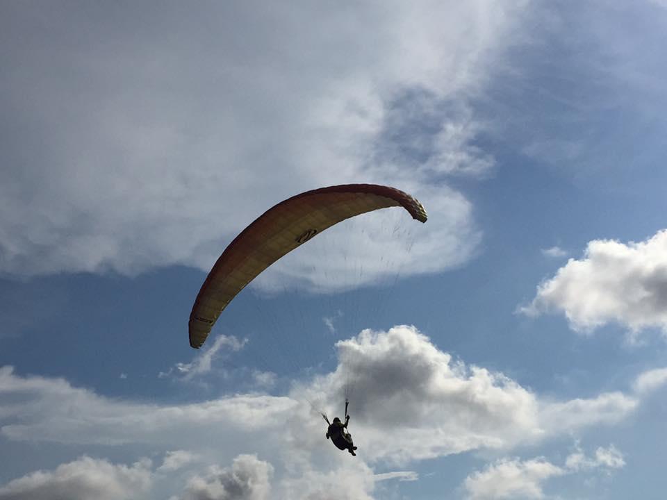 Paragliding in CDO