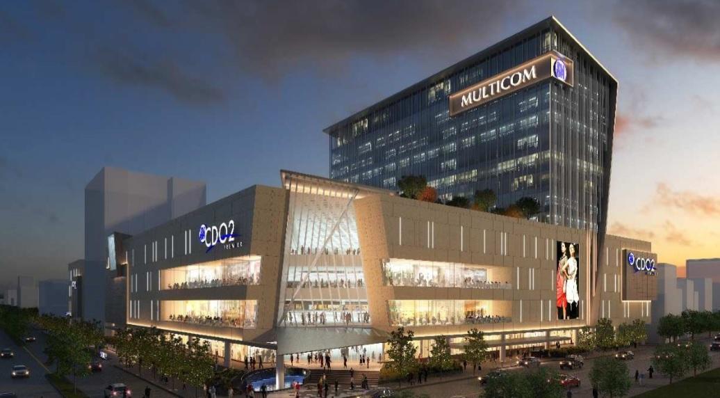 Architect's Perspective SM CDO Downtown Premier