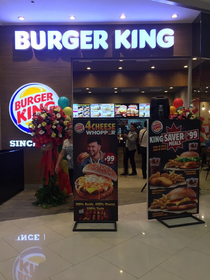 Burger King - SM CDO Downtown Premier