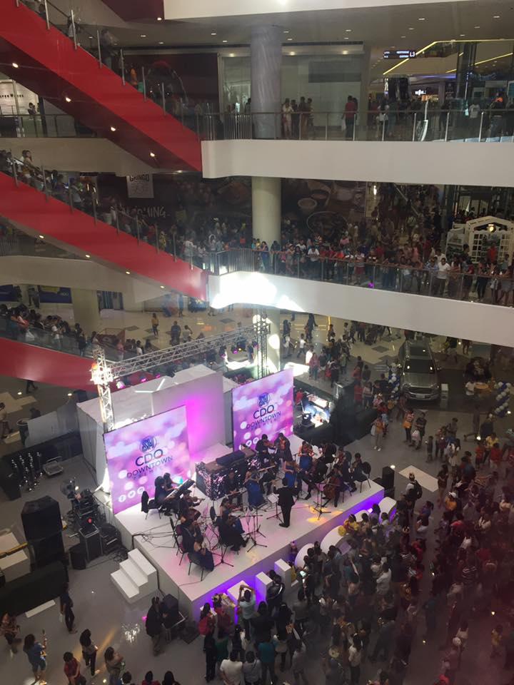 Events Area - SM CDO Downtown Premier