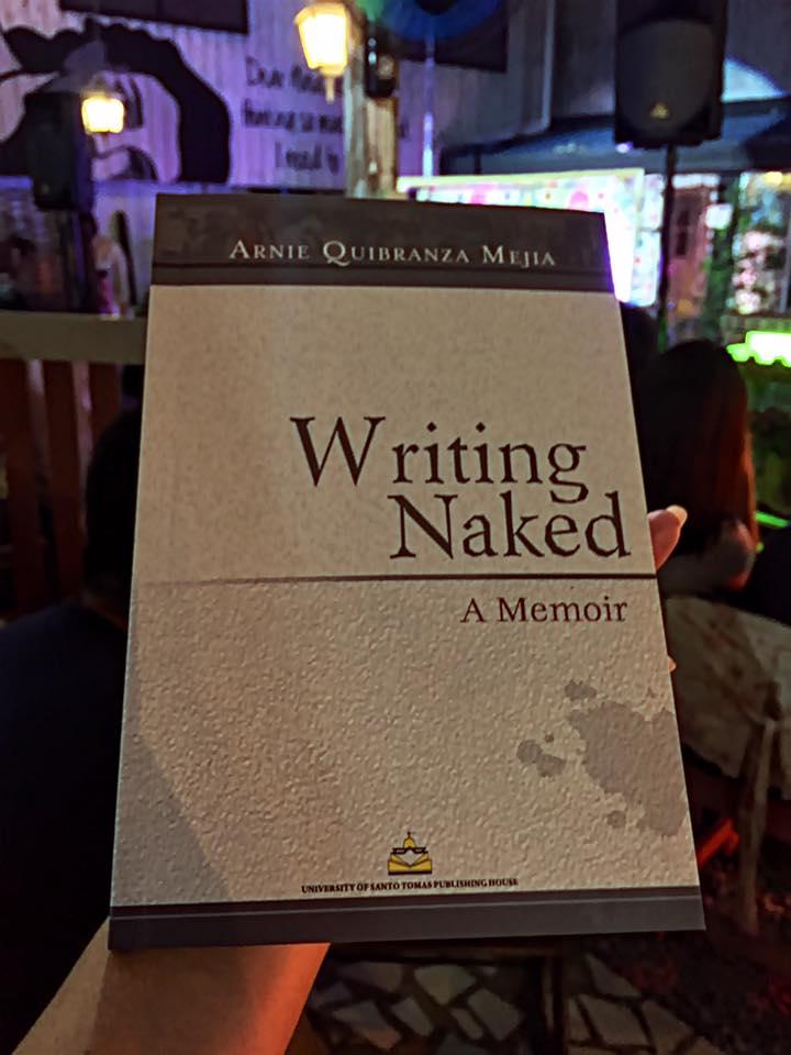Witing Naked by Arnie Q. Mejia