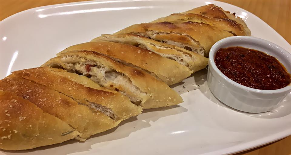 Stromboli - The Big Apple Pizza Co