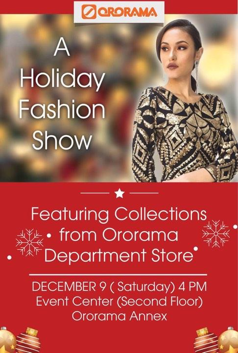 Ororama Fashion Show