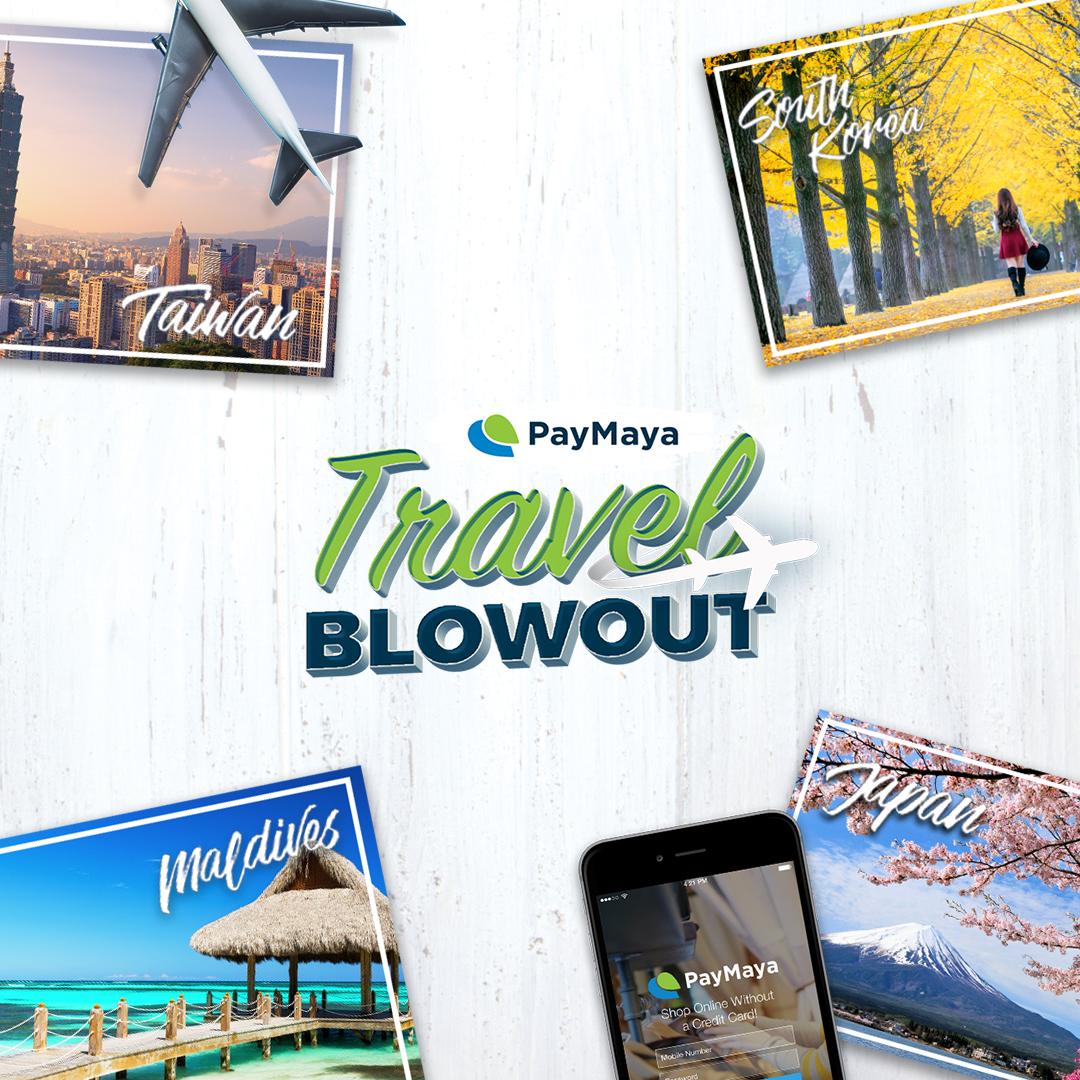 PayMaya_TravelBlowout