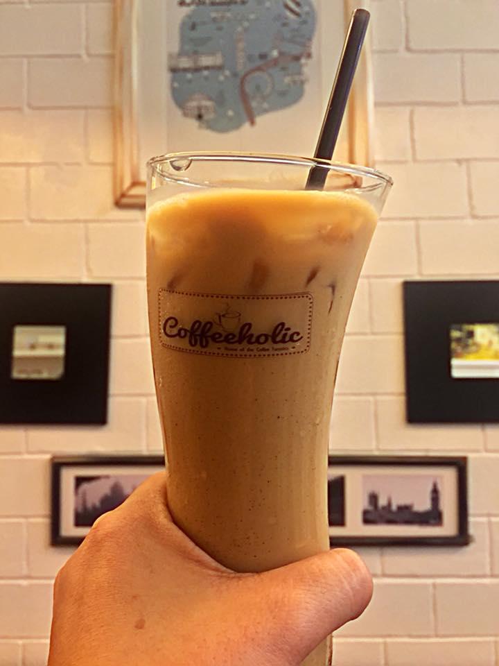 Coffeeholic SM Uptown