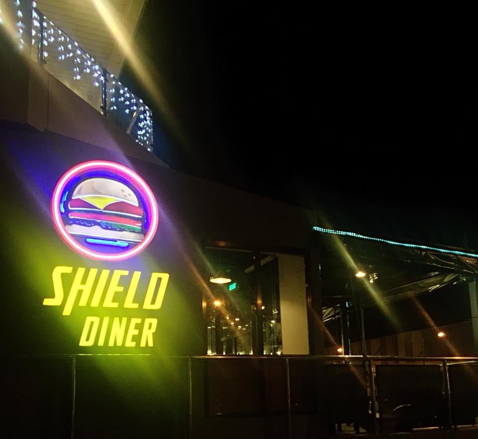Shield Diner