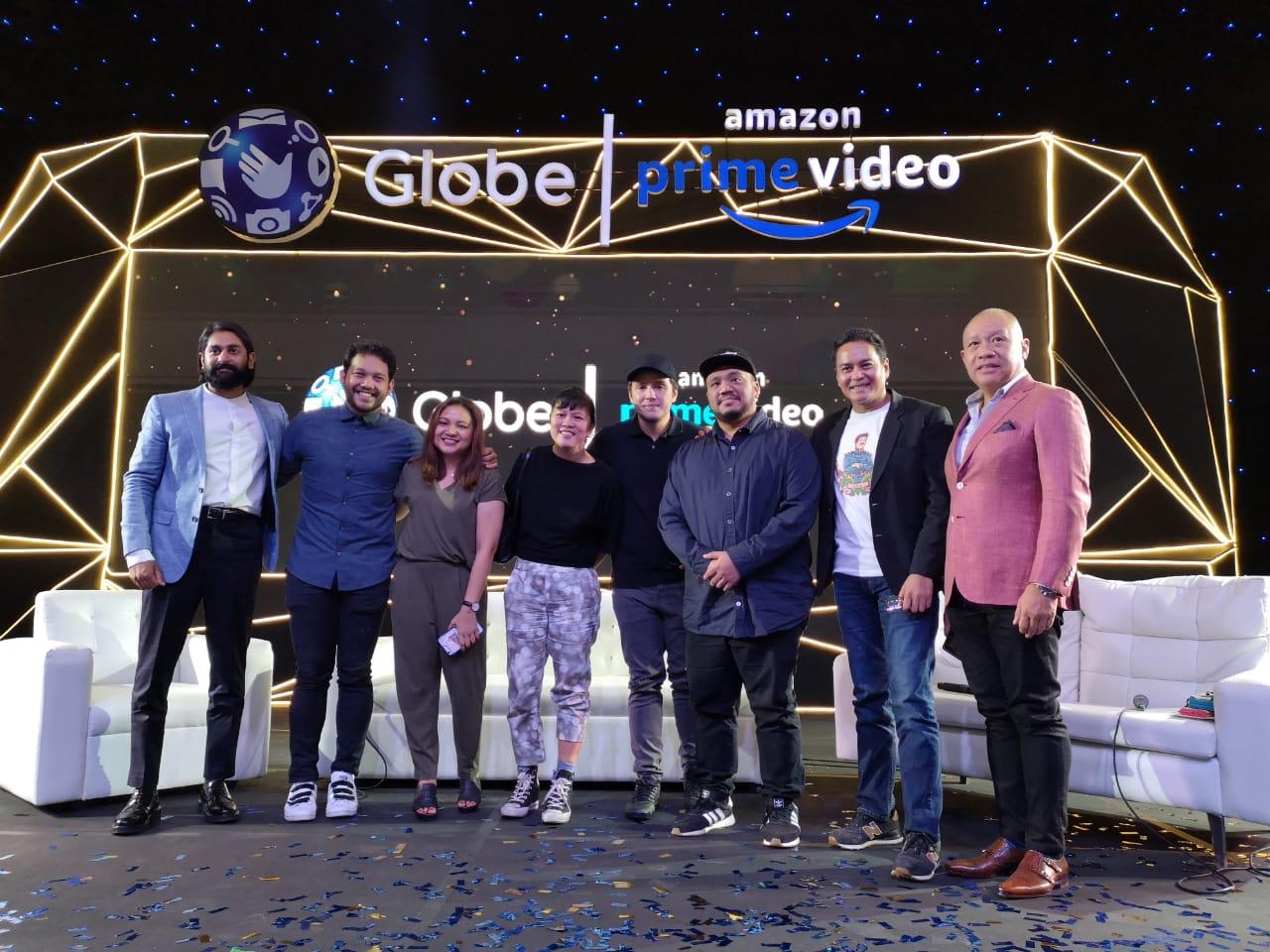 Globe Amazon Prime