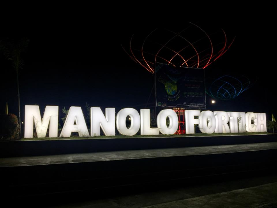 The Manolo Fortich Centennial Plaza