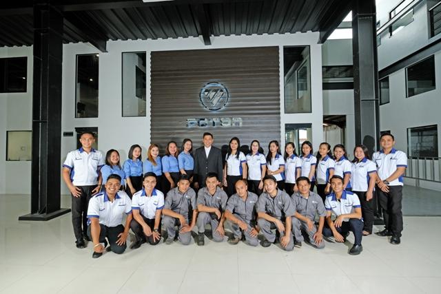 Foton CDO Crew