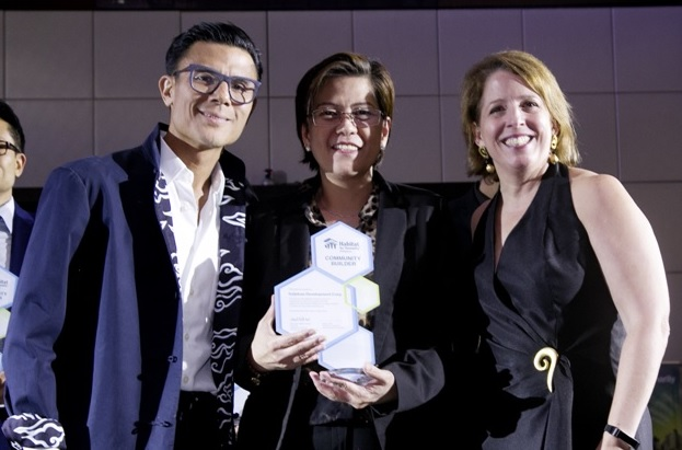 Community Builder Award for Italpinas