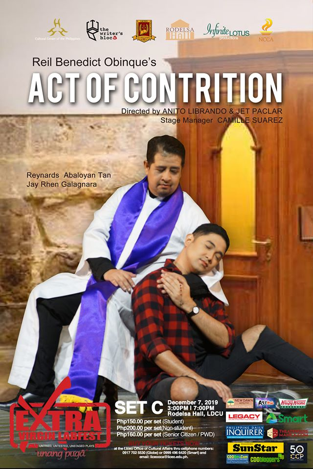 EVLF Act of Contrition