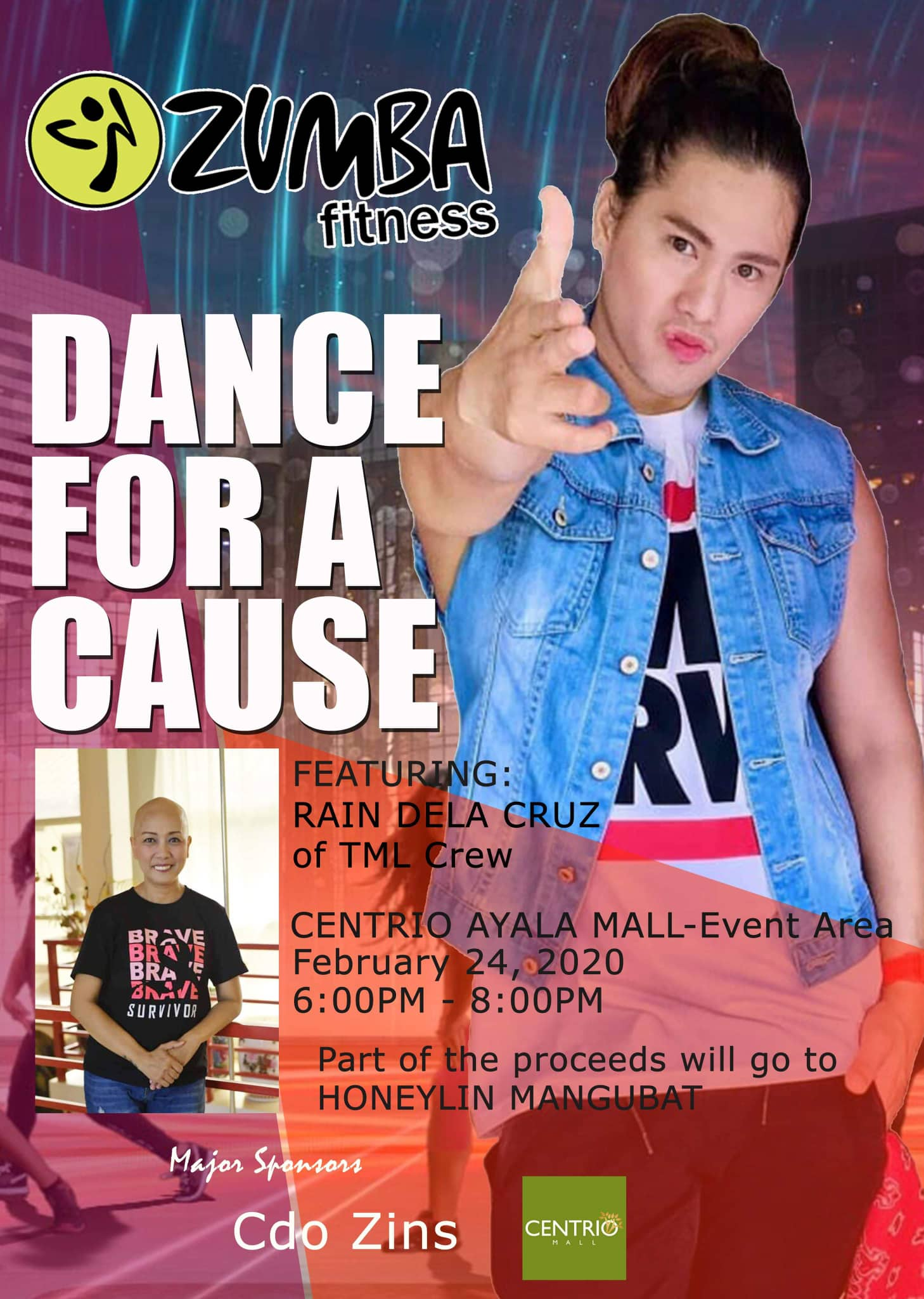 Dance for A Cause for Honey
