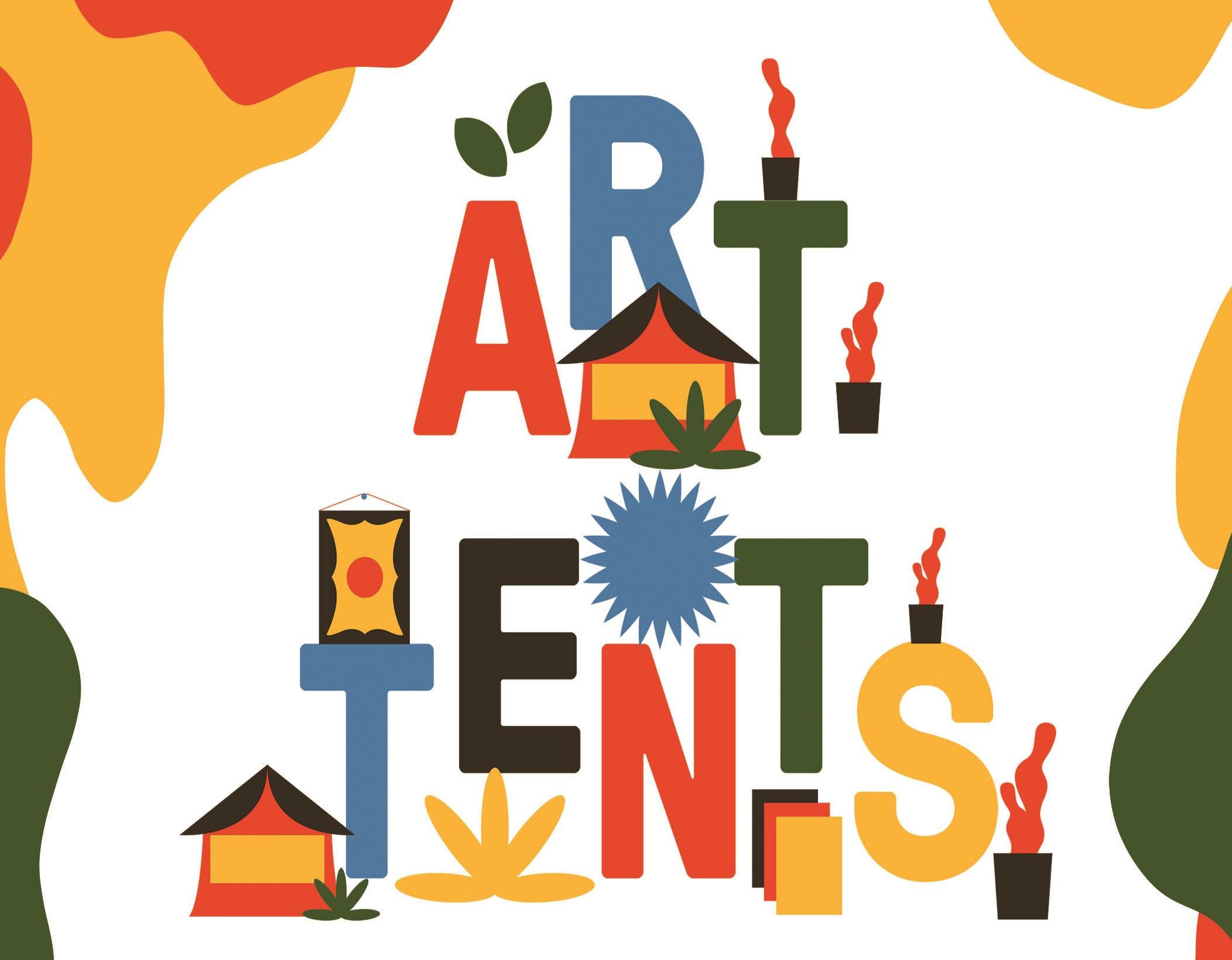 Art Tents 2020
