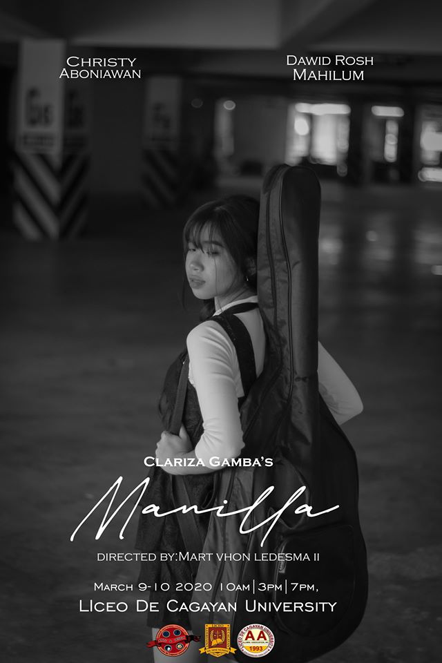 Christy as Manilla