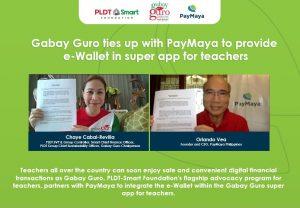 Social PayMaya-Gabay Guro 2