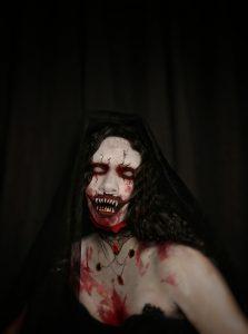 Nicolas Salcedo Halloween Makeup Special Effects