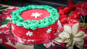 Cakes and More Christmas Cake