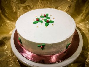 Cakes and More Christmas Cake - Small