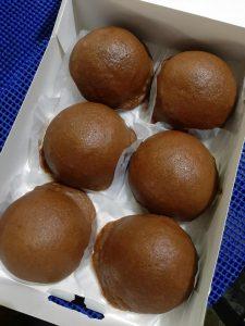 Roti Doi & S'Co Coffee Buns