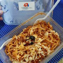 Swiss Daniel Restobar Spaghetti Bolognese