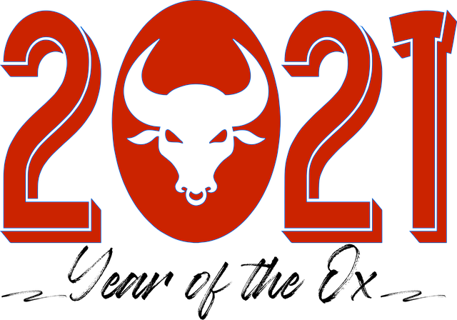 2021 Year of the Ox