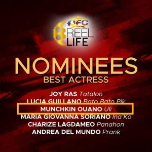 Best Actress Nominee_Munchkin Ouano