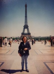 Chic Fortich_Tour Eiffel