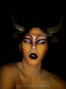 The Yellow Ox by Nicolas Salcedo