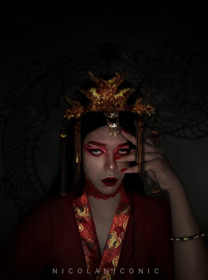 Wu Zetian by Nicolas Salcedo