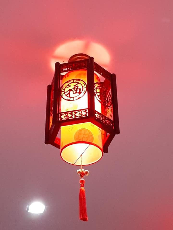 Royal Panda Lantern