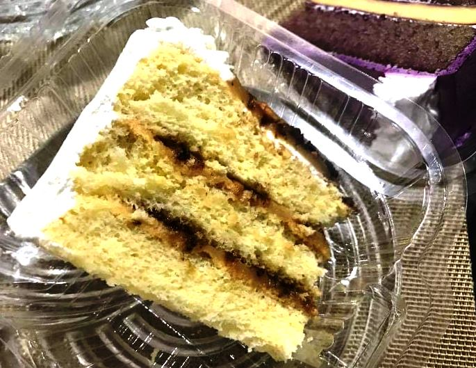 Sharmaine's Cakes and Pastries Caramel Tres Leches