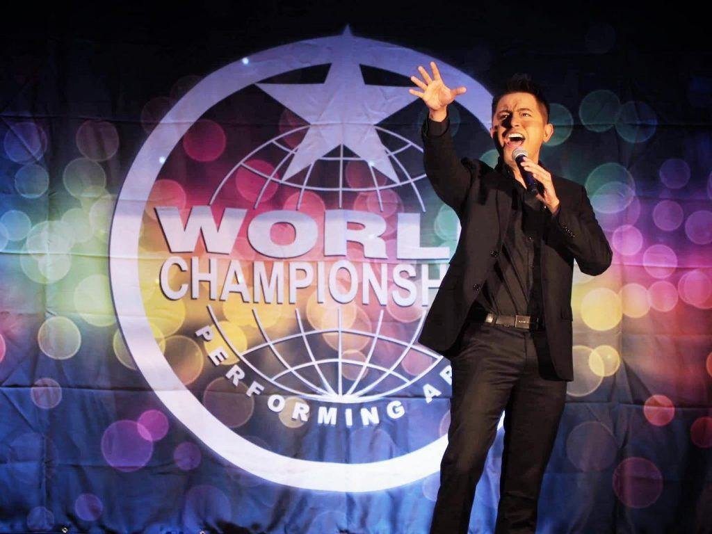 David Mercado - WCOPA